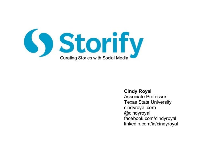 Storify It!