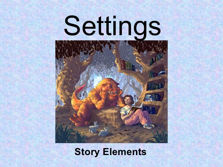 Story Elements Settings