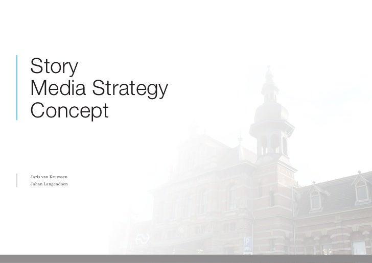 Story Media Concept M3