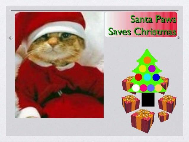 Story   Santa Paws Saves Christmas