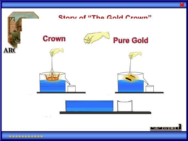 """Story of """"The Gold Crown"""""""