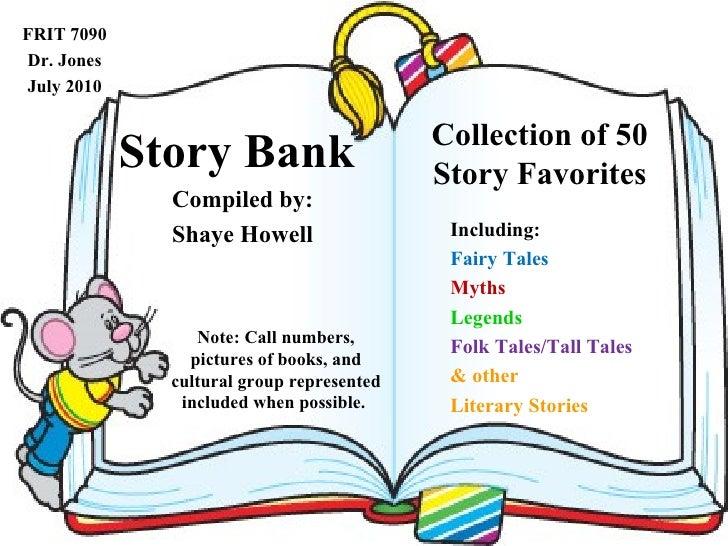 Story Bank