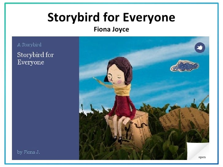 Storybird for Everyone Fiona Joyce