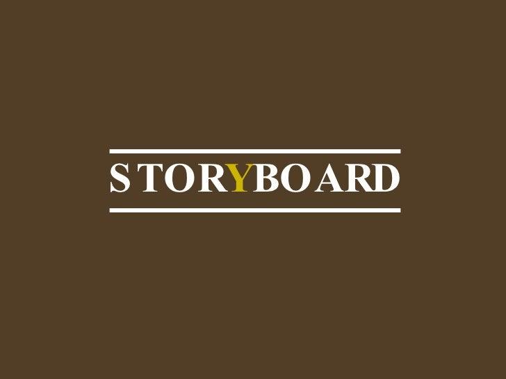 STOR Y BOARD