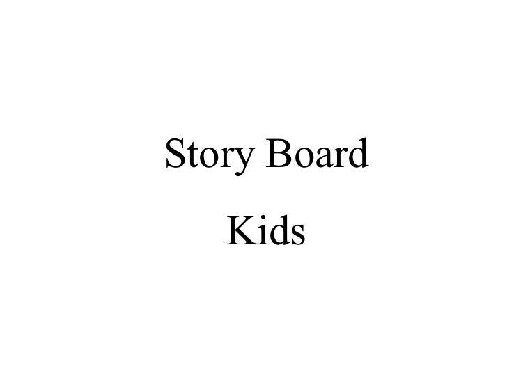 Story Board Kids