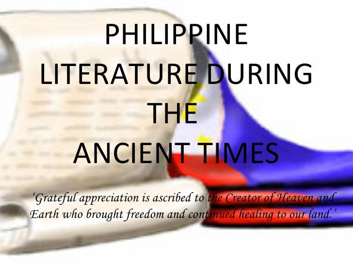 literary forms philippine literature Bliterary forms 1 religious literature a pasyon – long narrative poem about the passion and death of christ b literary periods in philippine literature 7.