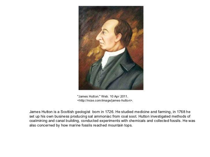 """""""James Hutton."""" Web. 10 Apr 2011. <http://ncse.com/image/james-hutton>.  James Hutton is a Scottish geologist   ..."""