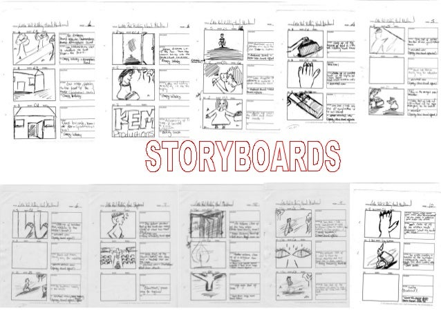 Storyboard analysis