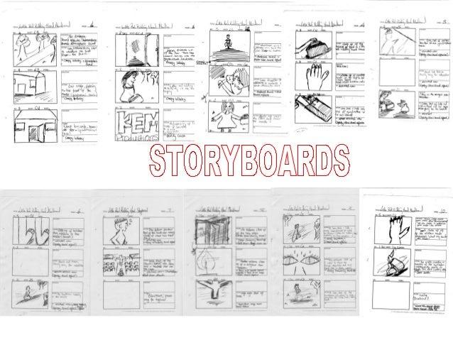 Storyboard analysis