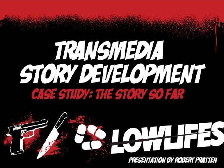 Transmedia Story Development