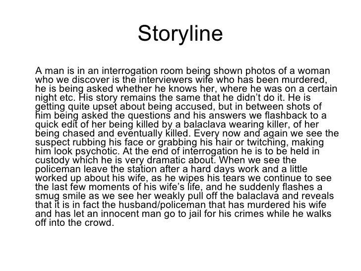Storyline Short Film