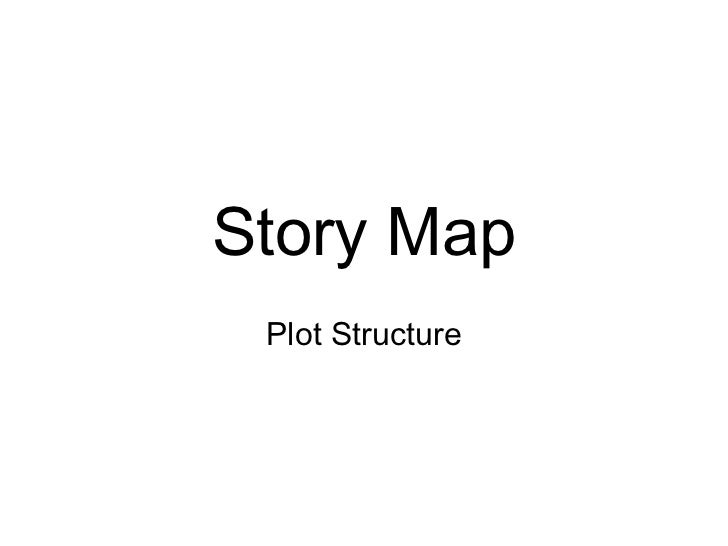 Story Map Plot Structure