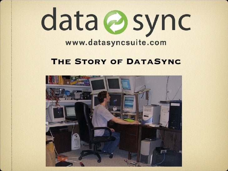 The Story of DataSync