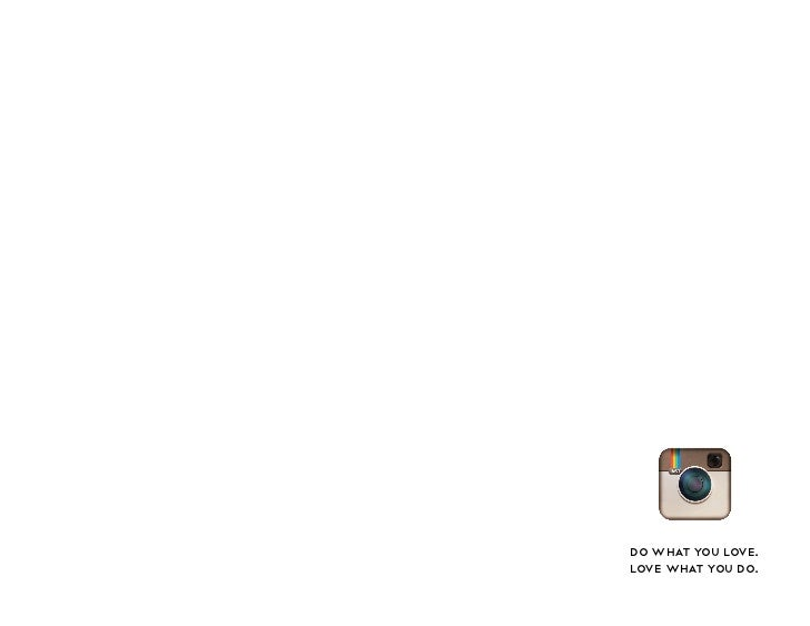 The story of instagram.