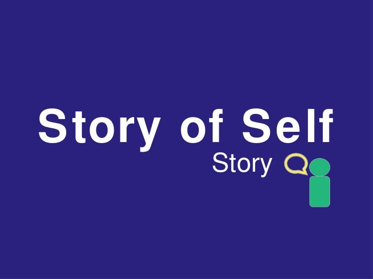 Story of self captions