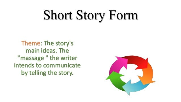 how to write a short story analysis