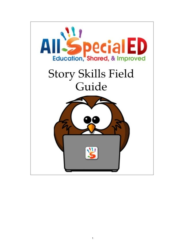 Story Skills Field Guide