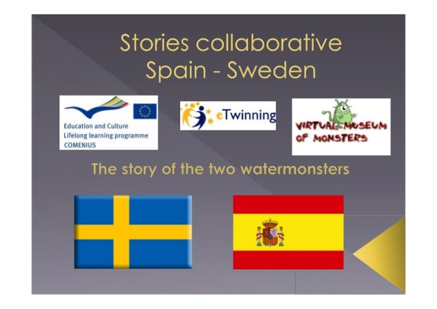 Story Sweden-Spanish state