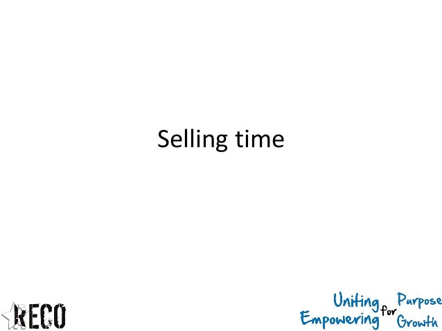 Selling time