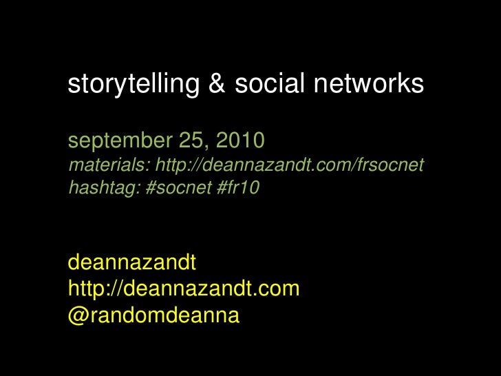 Facing Race: How to Change the World with Social Networking