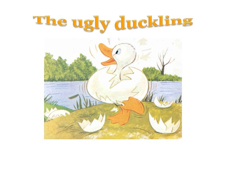 StoryTelling The Ugly Duckling