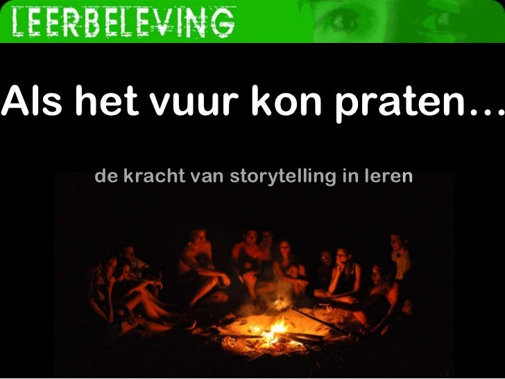 Storytelling in de zorg