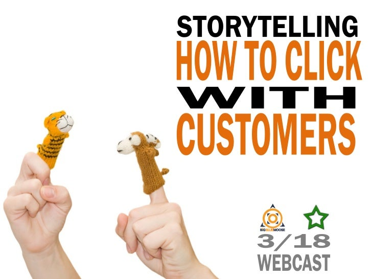 Storytelling and Content Marketing