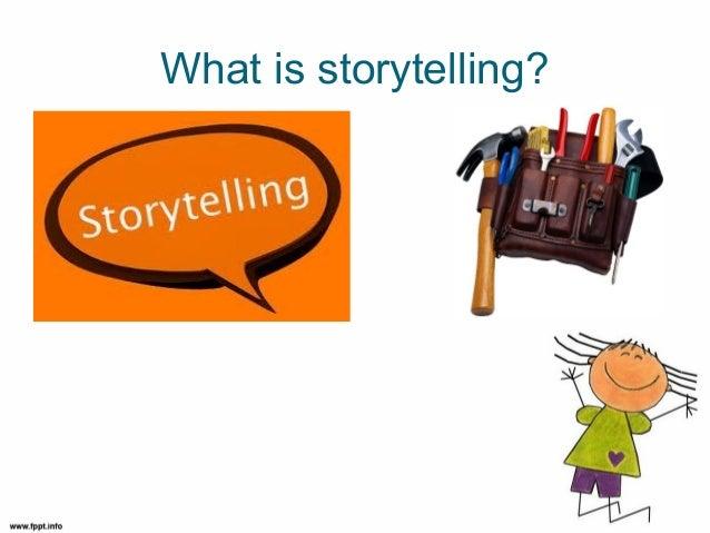 Storytelling Essays - ManyEssayscom