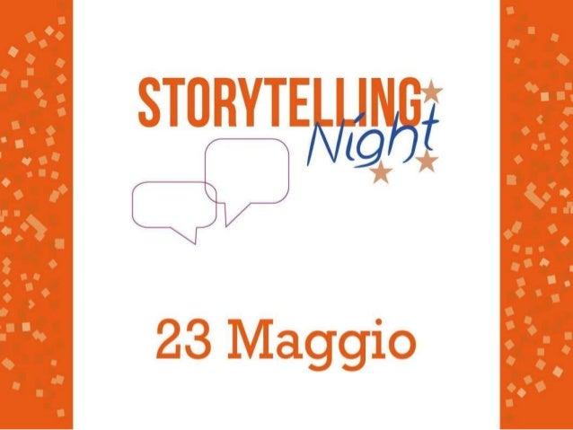 Tellingstories: promuoversi online con lo storytelling