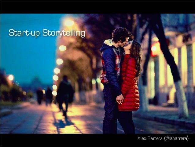 Storytelling redux