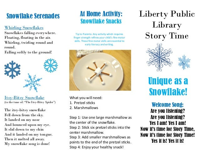 The story of the snowflake