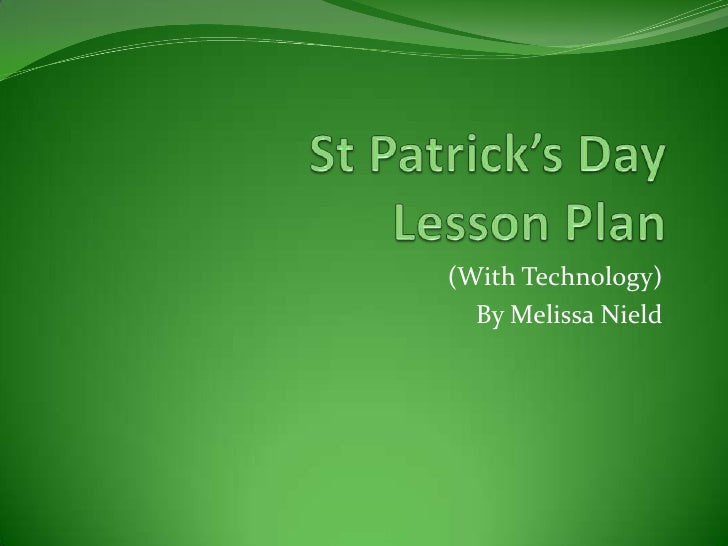 St Patrick'S Day   Technology