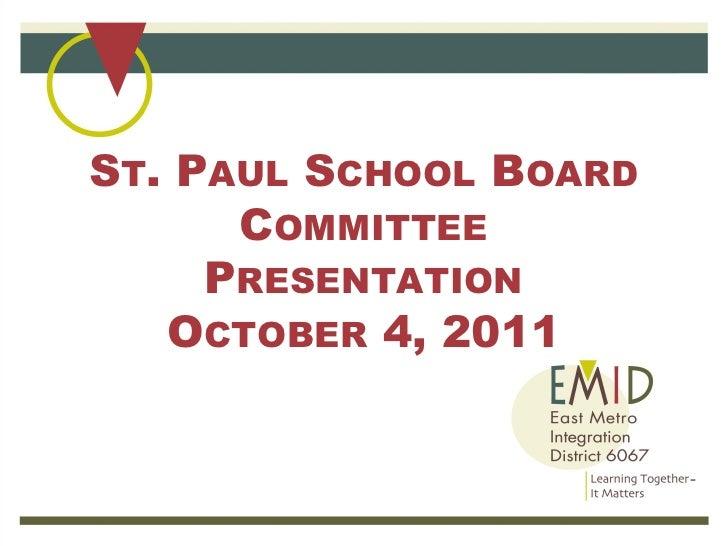 EMID Presentation for SPPS