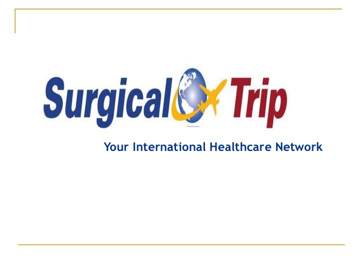 Your International Healthcare Network<br />