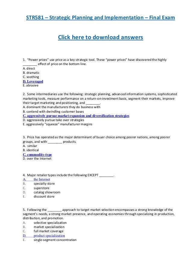str 581 final exam questions Str 581 final part 1 version 1 str 581 final part 1 version 2 str 581 final  part 1 version 3 str 581 final part 1 version 4 str 581.