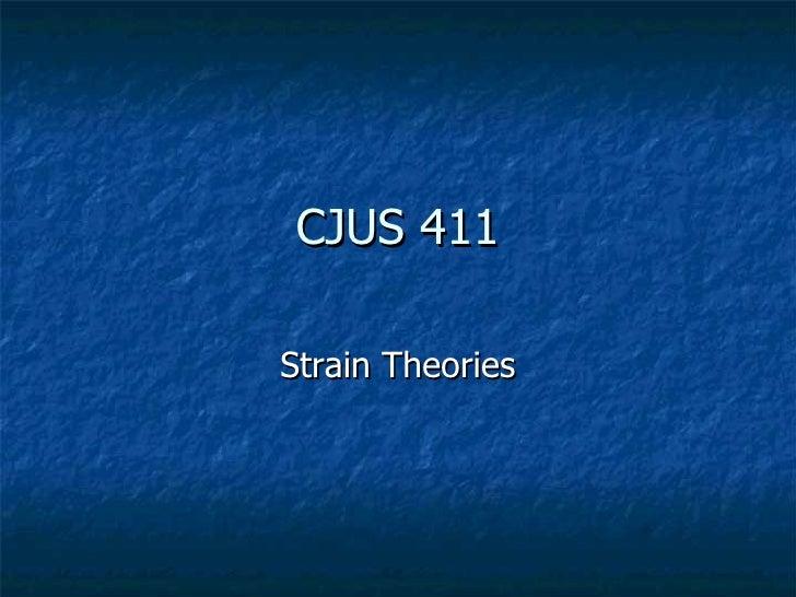 Strain theories