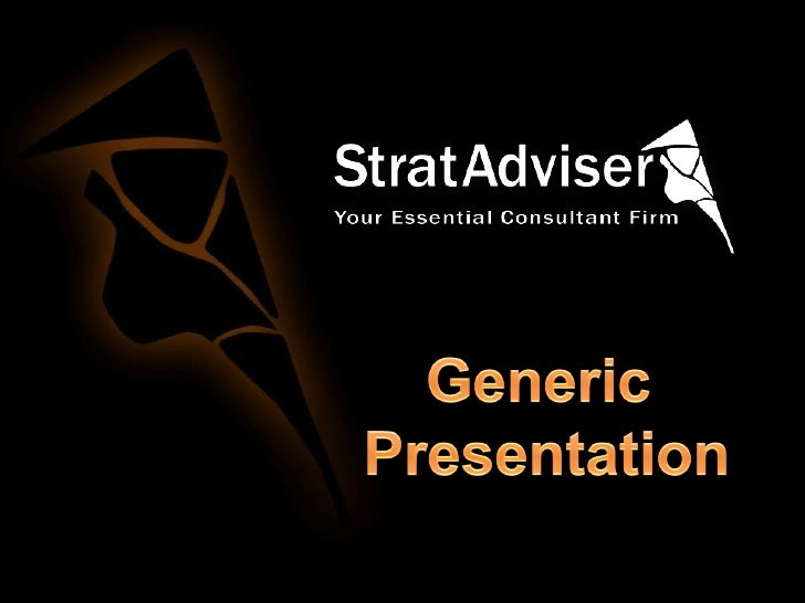Our ressources       StratAdviser strategic consultants are:       – Economists, Scientists and Lawyers              • wit...