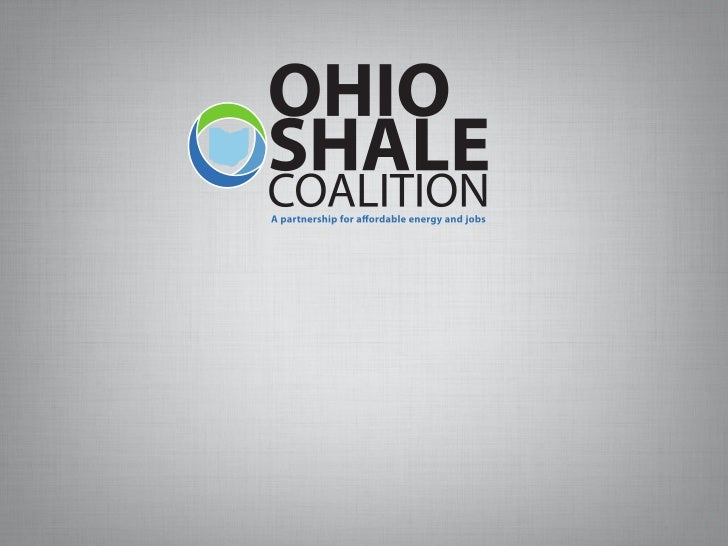 Ohio Shale Coalition Executive Summary
