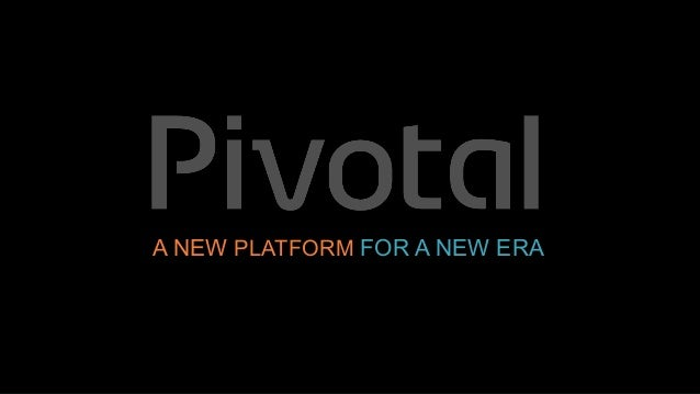 Driving the Future of Smart Cities - How to Beat the Traffic (Pivotal talk at Strata 2014)