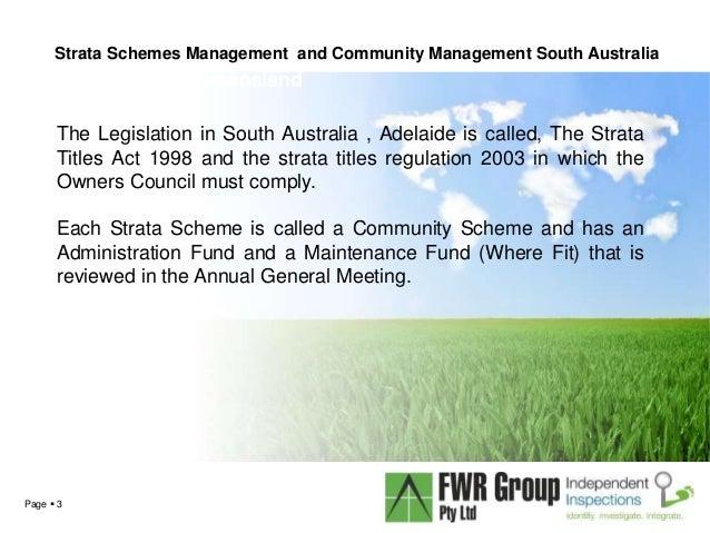Australian Property Law Legislation