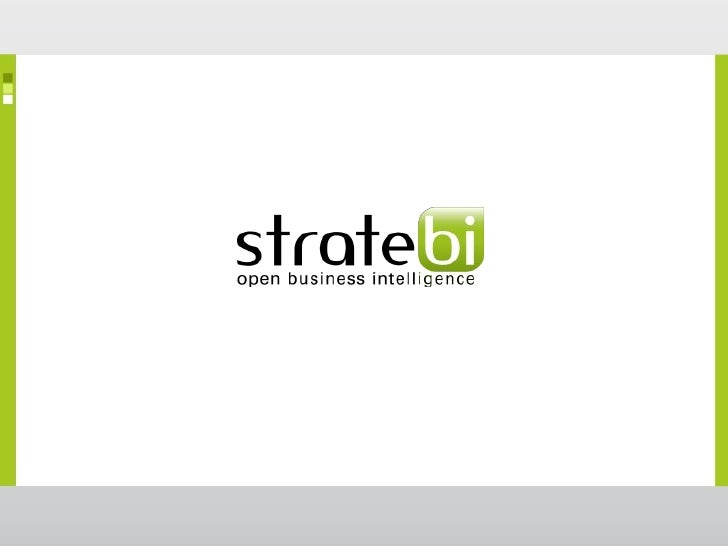 Business Intelligence Open Source  - Portuguese -