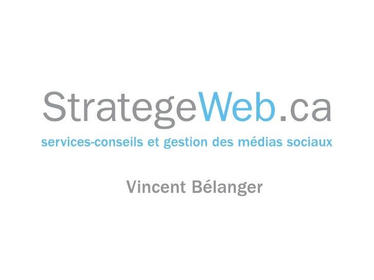 Vos ambitions Notre passion Chez StrategeWeb nous sommes convaincu qu'il n'y as pas de recettes miracles et que l'internet...