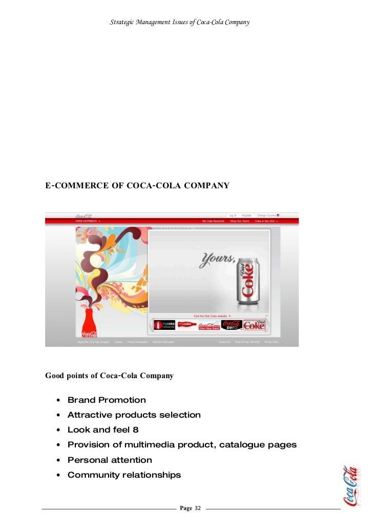 international operations management of coca cola business essay Coca cola global operations strategy essays and coca-cola on operations management | coca-cola and structure of international business coca cola.