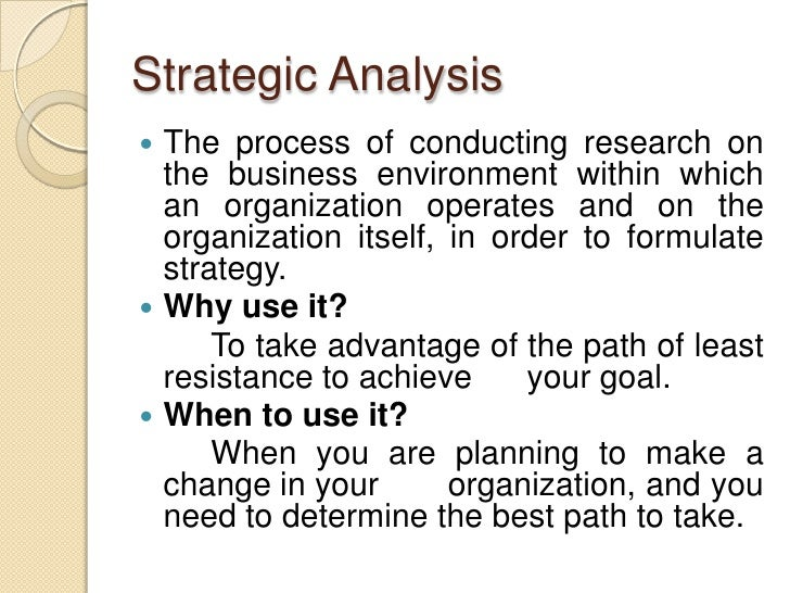 Analysis of the Barriers to Effective Strategy Implementation