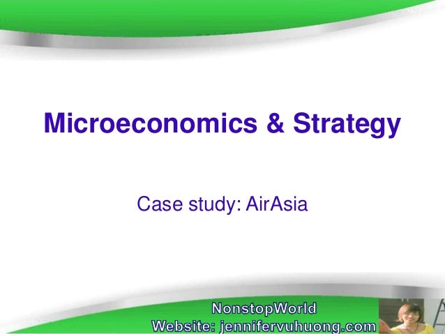 microeconomics analysis of air asia Study flashcards on hr block tax course - class notes at cramcom quickly memorize the terms, phrases and much more cramcom makes it easy to get the grade you want.