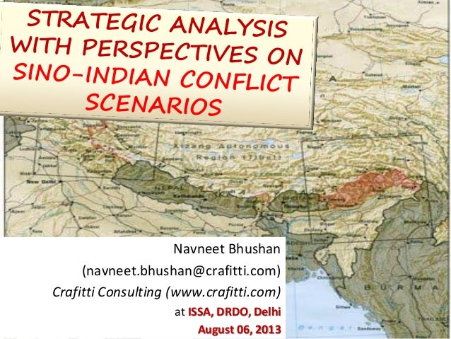 Strategic analysis in chaotic times