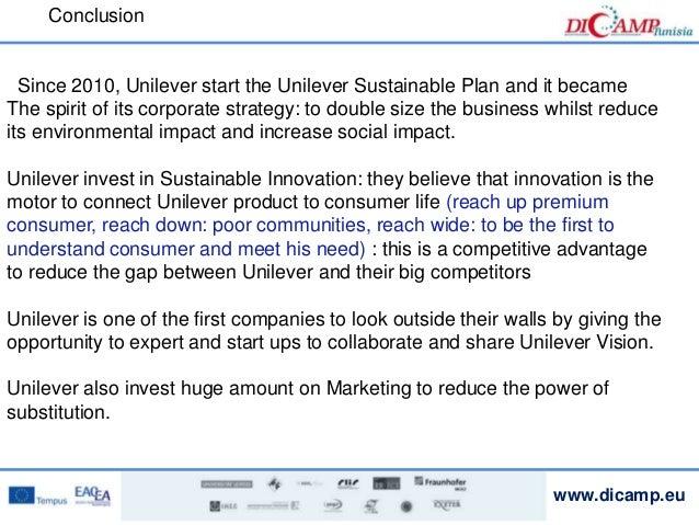 conclusion unilever Management, motivation, strategy - unilever's employee rewards system.