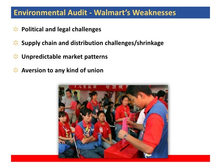 walmart strategic audit Walmart outlines plan to win with customers, including e-commerce acceleration, at meeting for investment community today administrative audit outcomes.