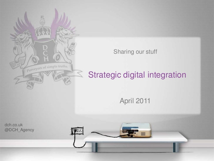 Strategic Digital Integration