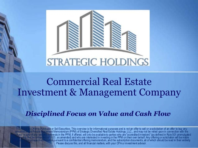 Commercial Investment Services, Stefka Agency, Inc ...